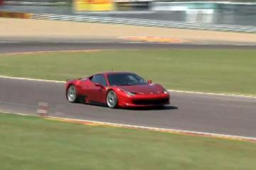 Spionage - Ferrari 458 Challenge