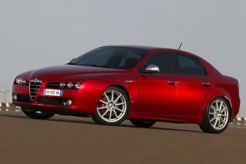 Aftellen naar de Alfa Romeo Giulia deel 7: 159