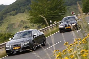 Audi RS5 - BMW M3