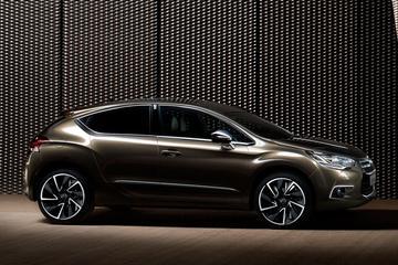Citroën prijst DS4