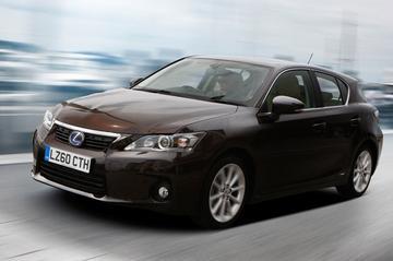 Lexus: 100% hybride in 2015