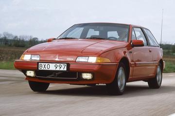 'Onze' Volvo 480 wordt 25!