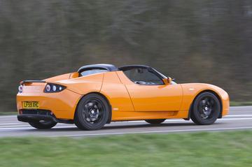 Tesla Roadster Sport (2010)