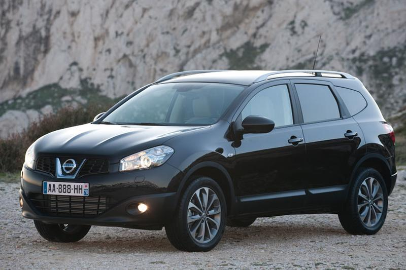 Nissan Qashqai+2 1.6 Connect Edition (2012)