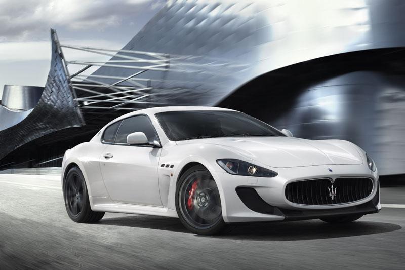 Dit kan de Maserati GranTurismo MC Stradale!