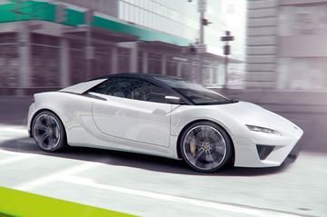 In de glazen bol: de volgende Lotus Elise!