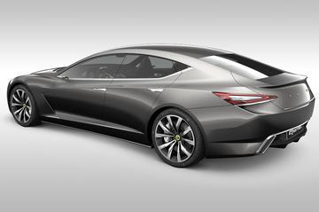 Porsche achterna: de Lotus Eterne