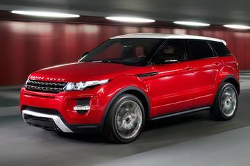 UPDATE: De vijfdeurs Range Rover Evoque