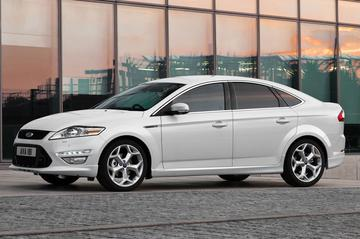 Ford Mondeo nu ook met 20 procent bijtelling
