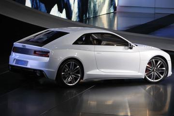 Audi quattro concept wellicht in productie