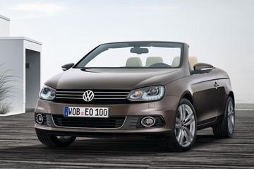 Volkswagen Eos gefacelift