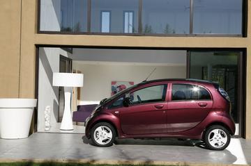 Europese productie Mitsubishi i-MiEV gestart