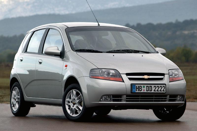 Chevrolet Kalos 1.2 Spirit (2006)