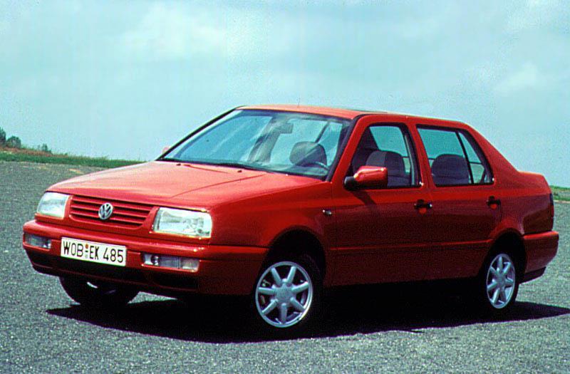 Volkswagen Vento 1.8 75pk CL (1993)