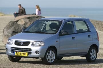 Suzuki Alto 1.1 GLX (2005)