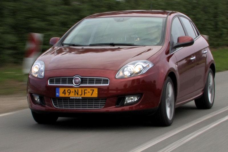 Rij-impressie Fiat Bravo Multiair