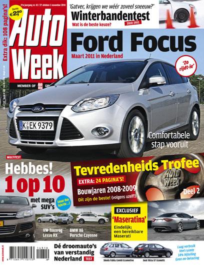 AutoWeek 43 2010