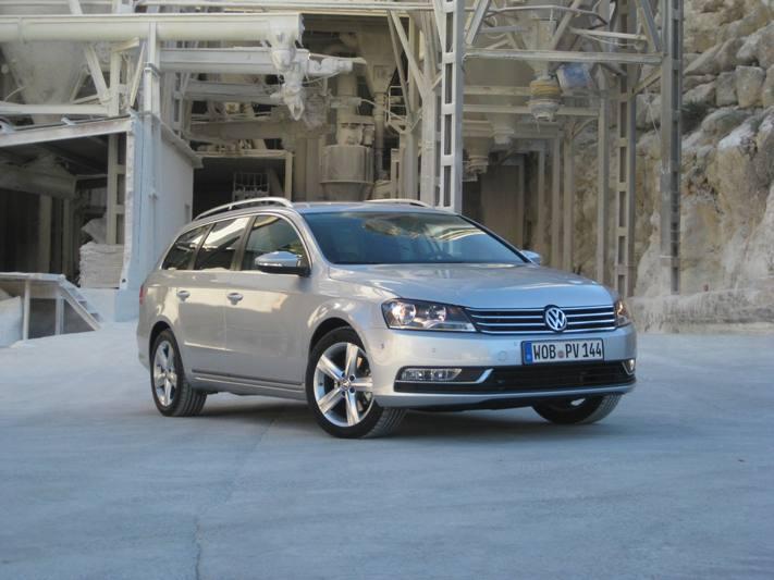 Gereden: Volkswagen Passat