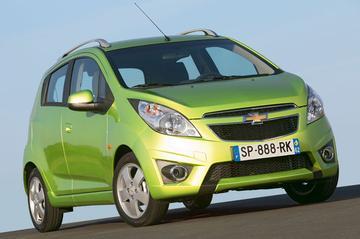 Chevrolet Spark 1.2 LT (2010)