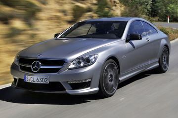 Mercedes-Benz CL 63 AMG (2010)