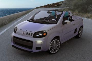 Fiat Uno gooit de heupen los