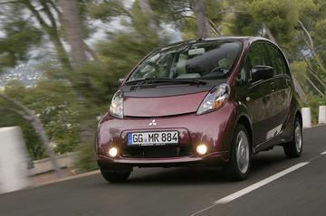 EuroNCAP crasht voor het eerst elektrische auto