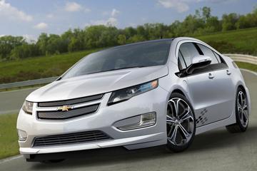 Zelfs Chevrolet Volt niet veilig op SEMA