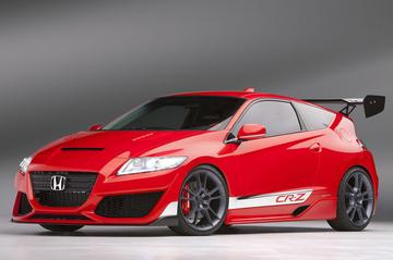 'Honda CR-Z Type-R komt eerder'