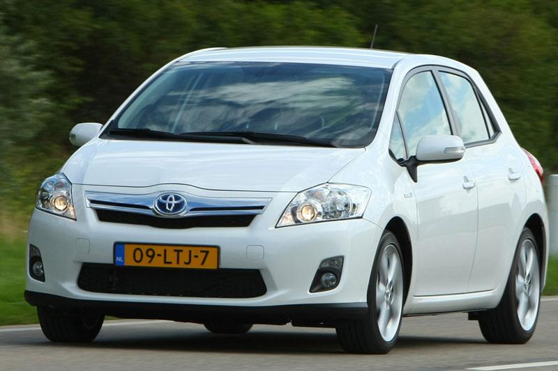 Toyota Auris 1.8 Full Hybrid Executive (2010)