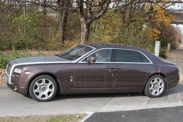 Groeistuip voor Rolls-Royce Ghost