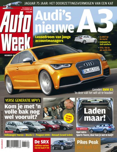 AutoWeek 45 2010