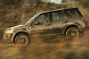Rij-impressie Land Rover Freelander