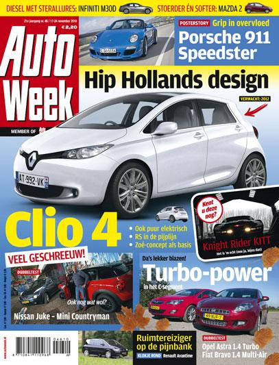 AutoWeek 46 2010