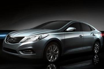 Hyundai Grandeur probeert het weer