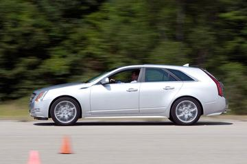 Gereden: Cadillac CTS Wagon