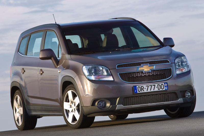 Chevrolet Orlando 1.4T (2012)