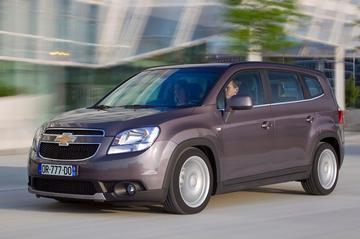 Gereden Chevrolet Orlando