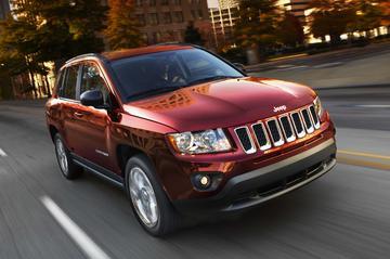 Nieuw gezicht voor Jeep Compass