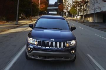 Gereden: Jeep Compass