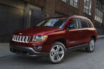 Prijzen opgefriste Jeep Compass bekend
