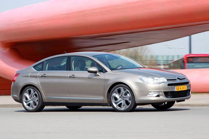 Citroën C5 3.0 HDiF Exclusive (2010)
