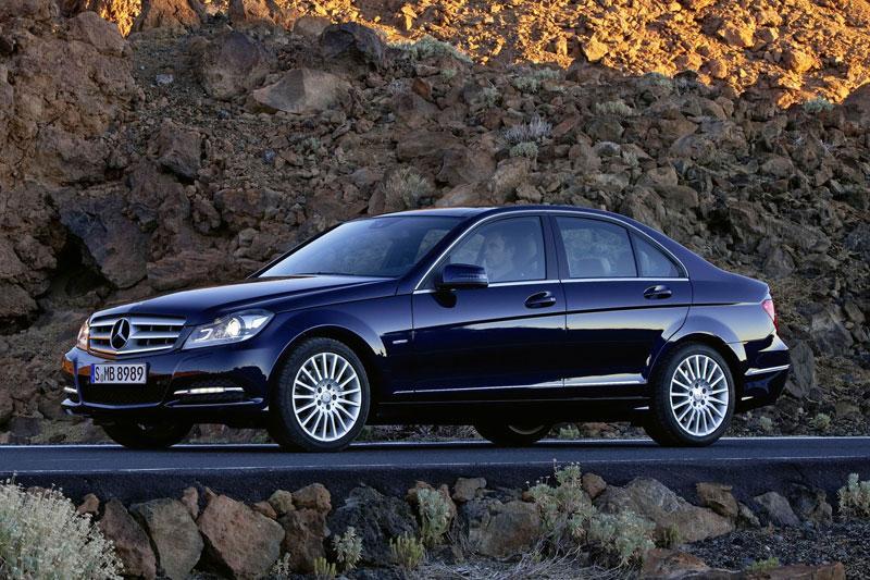 Officieel: Mercedes C-klasse in het nieuw