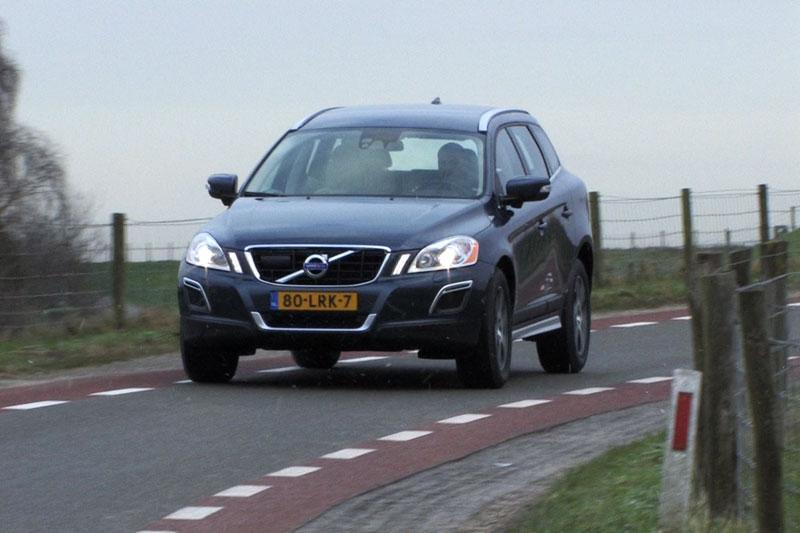 Rij-impressie Volvo XC60 D3
