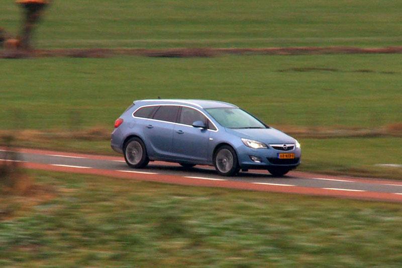 Rij-impressie Opel Astra Sports Tourer