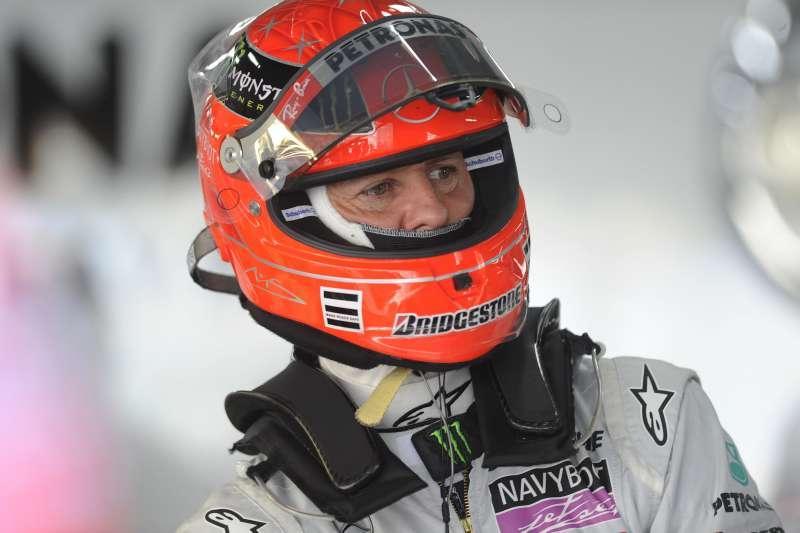 Schumacher mag naar huis