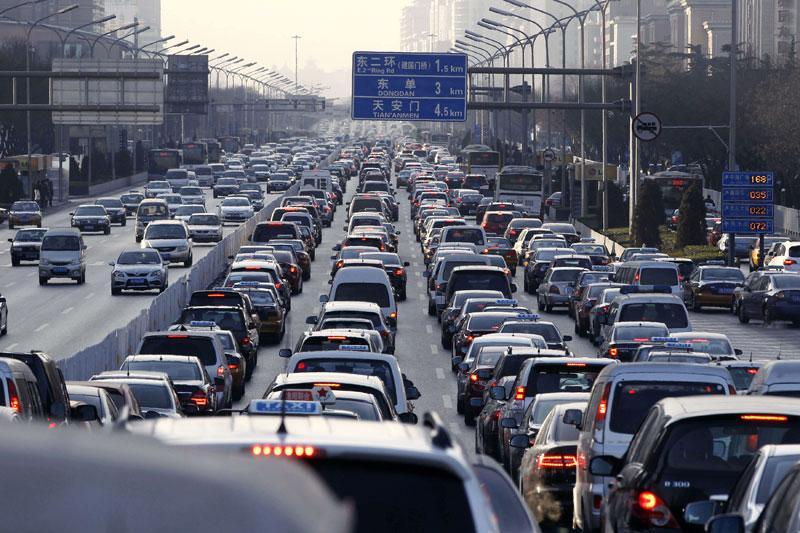 'China bestudeert verbod verbrandingsmotoren'