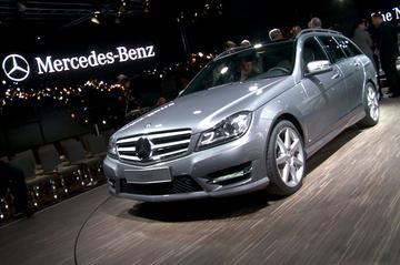 Presentatie Mercedes C-klasse
