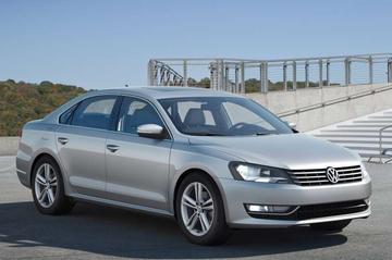 Volkswagen NMS heet gewoon Passat