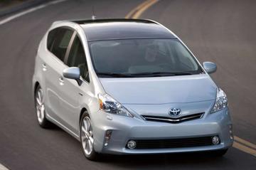 Toyota Prius V: Prius, maar dan als mpv