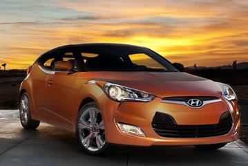Hyundai Veloster opent aanval op compacte coupés